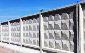 Залізобетонні паркани Черкаси