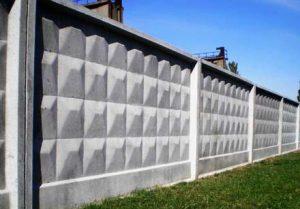Залізобетонні паркани Кропивницький