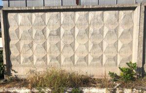 Залізобетонні паркани Вінниця