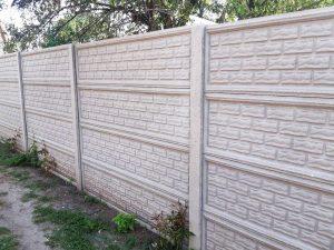 Залізобетонні паркани Хмельницький