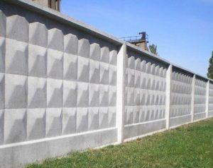 Залізобетонні паркани Чернівці