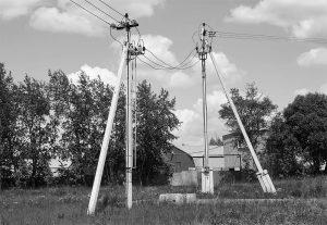 Залізобетонні опори ЛЕП Кропивницький